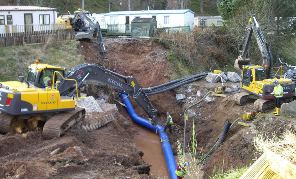 Rehabilitation of Water Mains